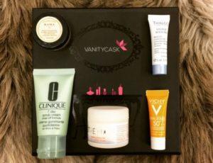 Lush Skincare-Vanity Cask!