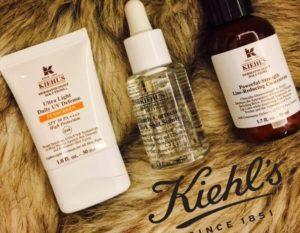 Clear skin with Kiehls!