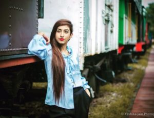 ABP News – Meet Amy Chhabra, a fashionista who is all set to start her own fashion label